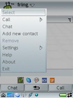 mVoIP-клиент