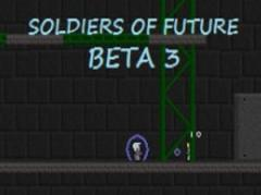 PSP Homebrew Game: The Soldiers of Future