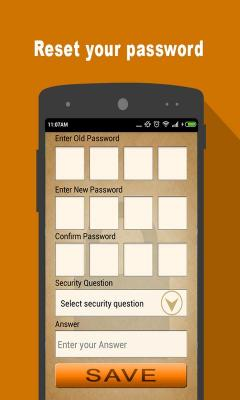 Gallery Lock Plus Caller ID