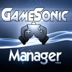 GameSonic Manager 1.10: Special ODE Version, Minor Bug Fixes