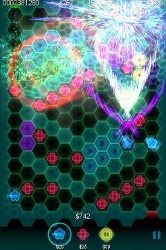 geoDefense Swarm for iPhone