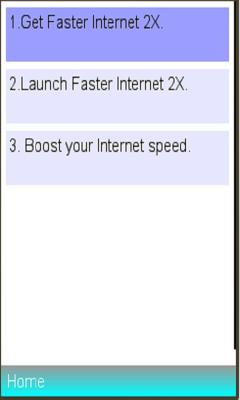 Get Internet 2x faster on Android