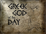 Greek God of the Day
