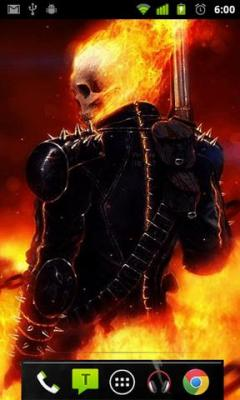 Ghost Rider Live Wallpaper