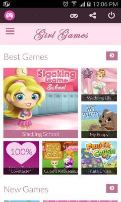 Girl Games Free