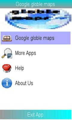 Google globle maps