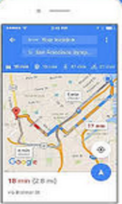 Google Map App Review