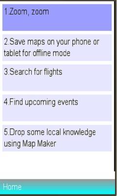 Google Maps Help