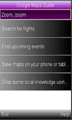 Google Maps Installation/ Usage