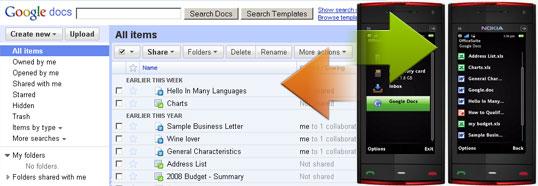 Officesuite - офис c поддержкой документов office 2007, в него входит word, excel и powerpoint
