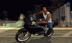 Grand Theft Auto: San Andreas HD edition