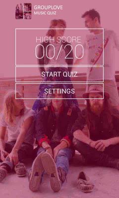 Grouplove Music Quiz