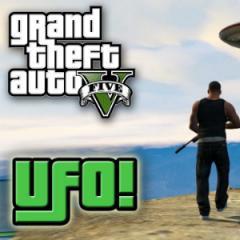 GTA V UFO Mod: Get A UFO In A Snap