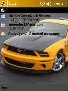 !2005 Mustang GTR - 12 Themes!