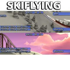 SkiFlying