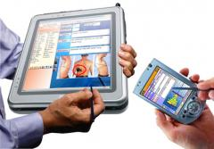 Handy patients PocketPC