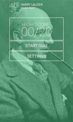 Harry Lauder Music Quiz