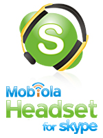 Mobiola Headset for Skype: Free Skype 2 Skype calls!