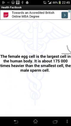 Health Factbook