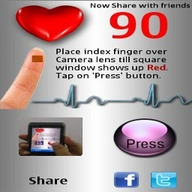 Heart Beat Counter