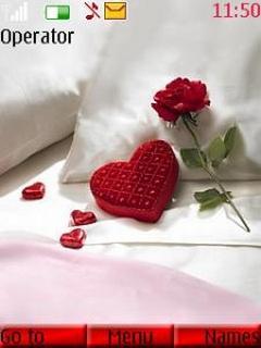 Heart Rose