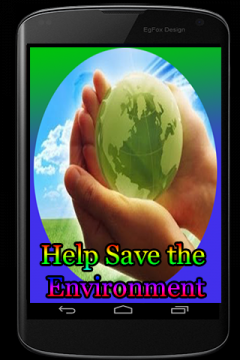 Help Save the Environment