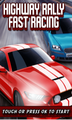 Highway Rally Fast Racing-free