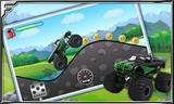 Hill Climb Truck Race