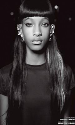 hot Dashing Willow Smith