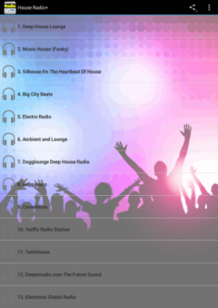 House Radio Plus