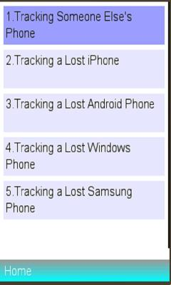 How to GPS Tracking a Cell Phone
