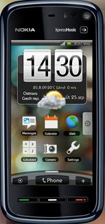 HTC Sense Theme