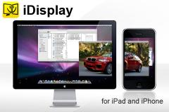 iDisplay (iPhone/iPad)