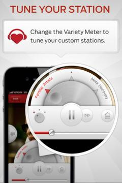 iHeartRadio for iPhone