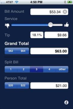 iTip (tip calculator)