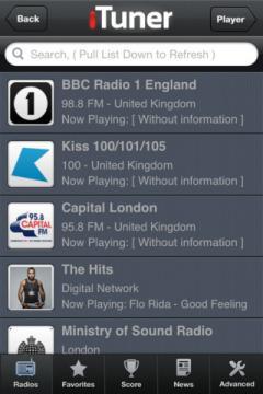 iTuner Radio Free