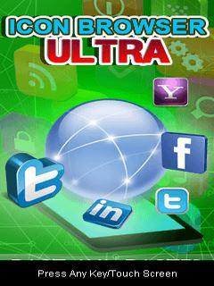 ICON BROWSER ULTRA