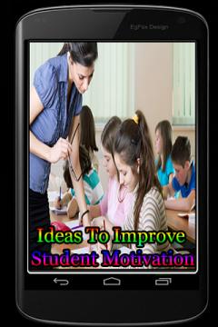 Ideas To Improve Student Motivation
