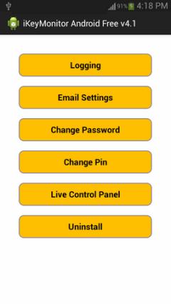 iKeyMonitor Free Android Spy