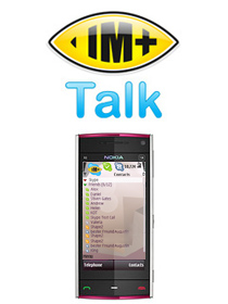 IM+ Talk for Symbian S60 v3 and v5