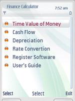 Handy Finance Calculator