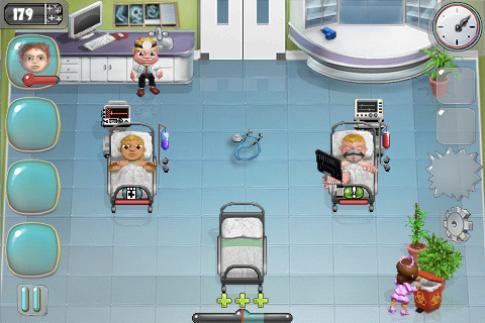 Симулятор госпиталя для iphone