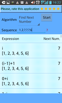 IQ Sequence Solver