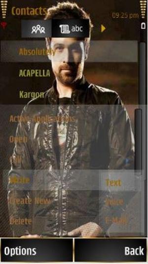 latest theme for nokia 5233 free
