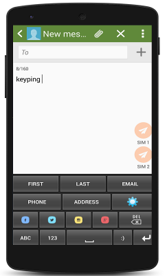 Key Ping Keyboard App