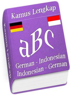 Kamus Lengkap - German N' Indonesia Dictionary