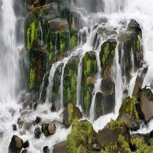 Largest Waterfalls