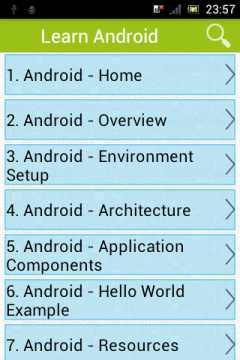 Learn Android v2