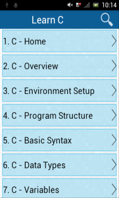 Learn C v2