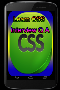 Learn CSS Interview Q A